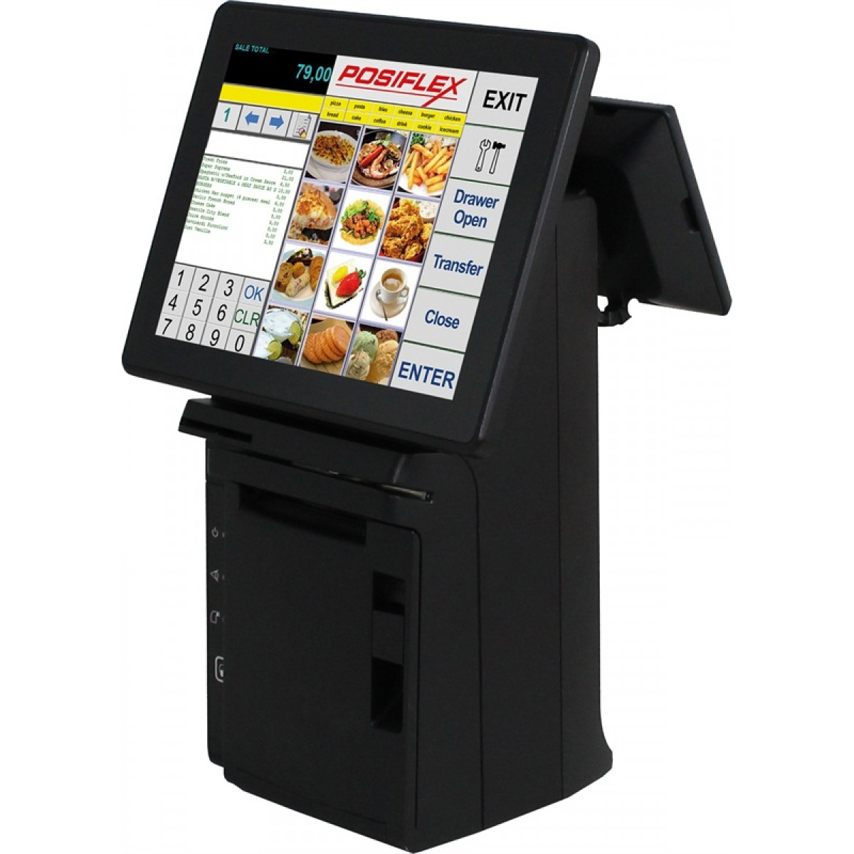 HS-2300 Series - Touch Screen Terminals